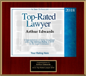 AVVO recognised Attorney Mike Edwards as top attorney